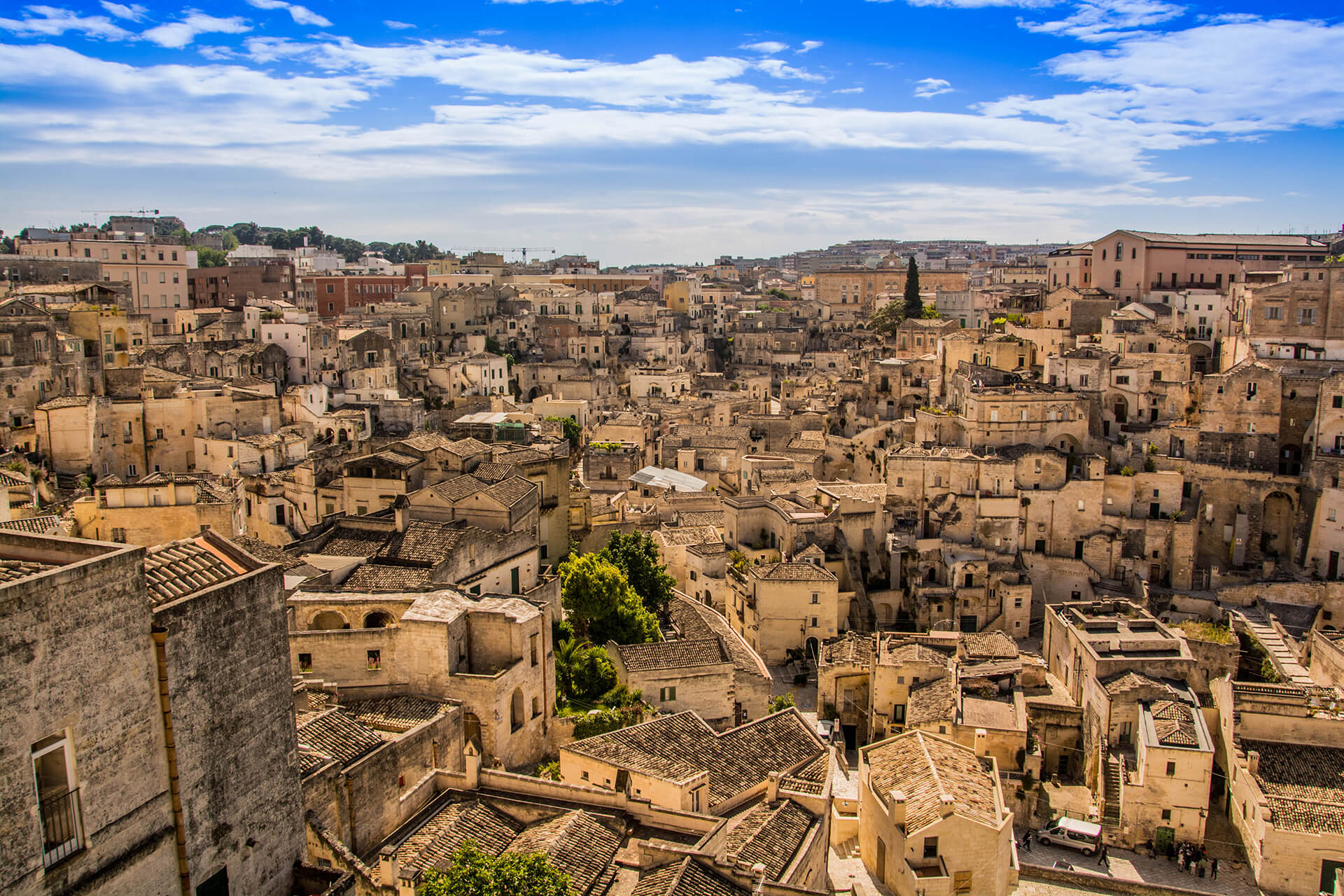 Walking Tour - Sassi di Matera