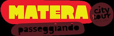 matera city tour logo